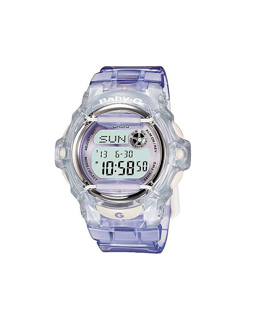 Casio Ladies Baby G Watch