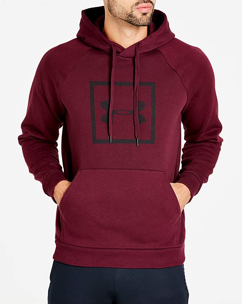 Under Armour Rival Fleece Logo Hoody
