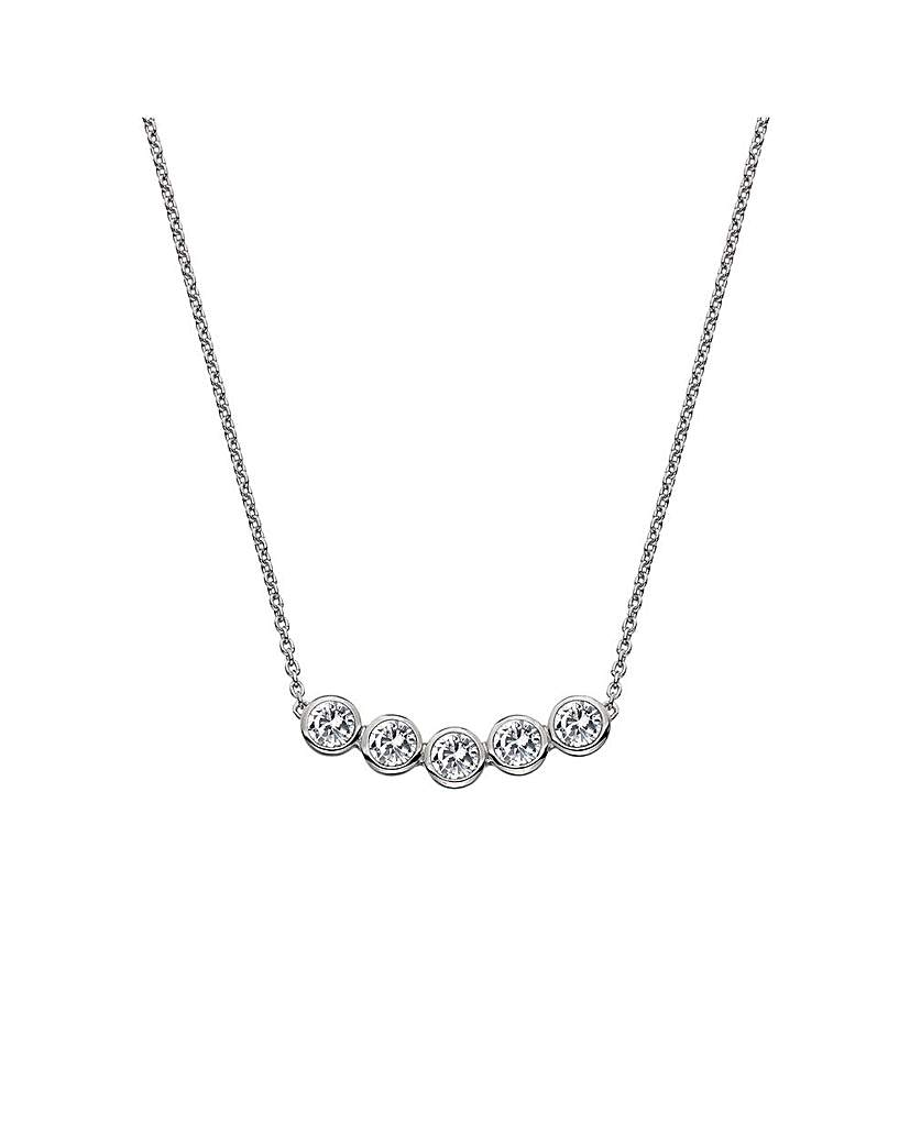 Image of  			   			  			   			  Hot Diamonds Tender Necklace