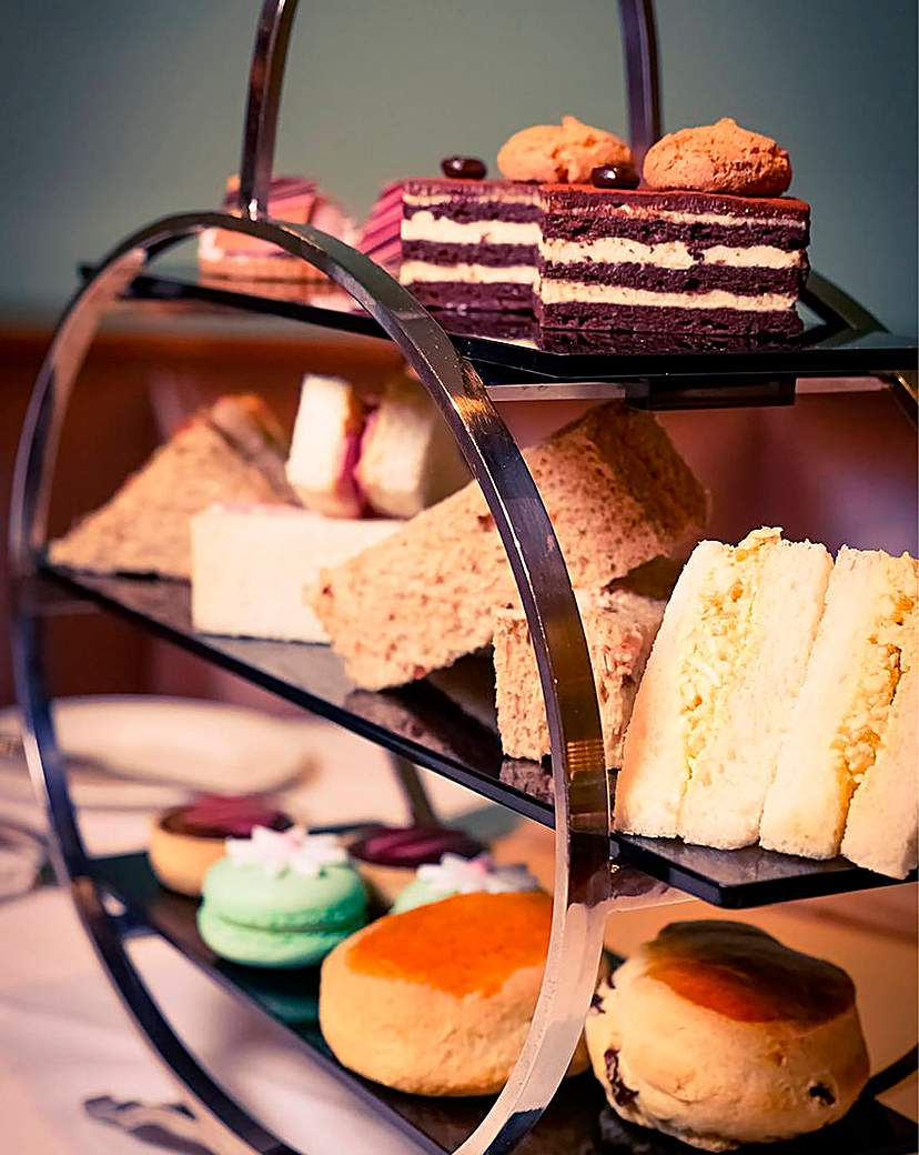 5* Lowry Hotel Manchester Afternoon Tea