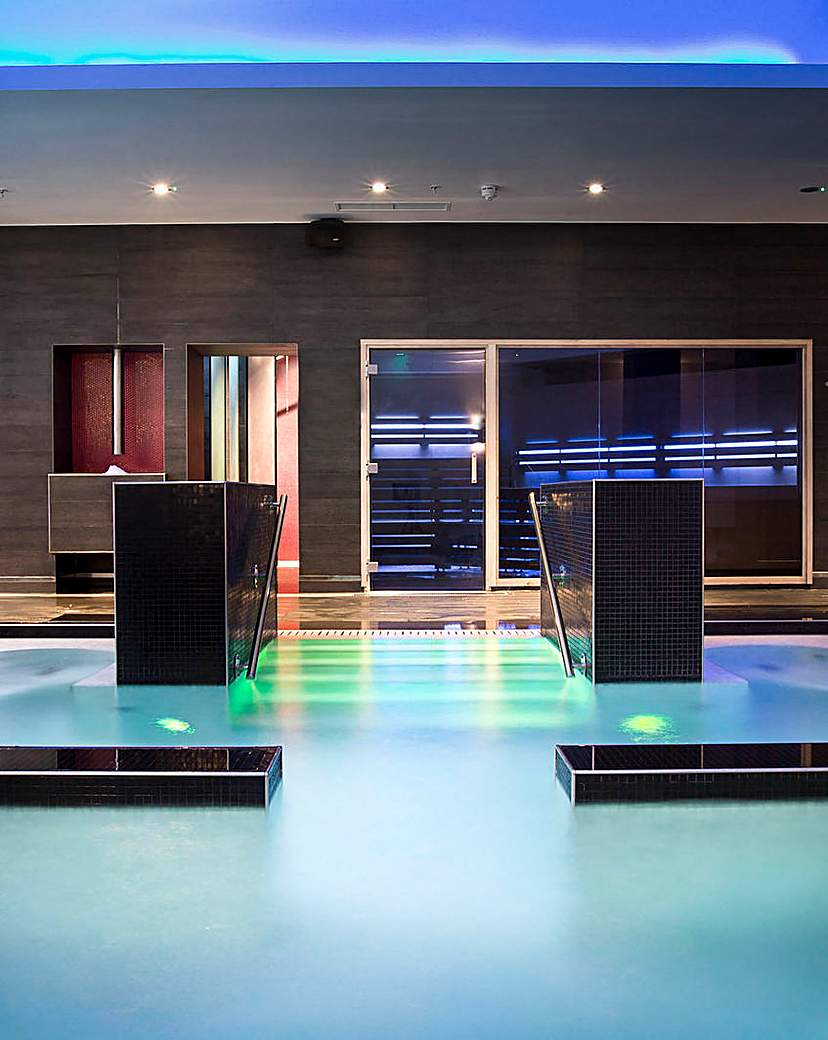 Virgin Active Refresh Pamper Day for Two
