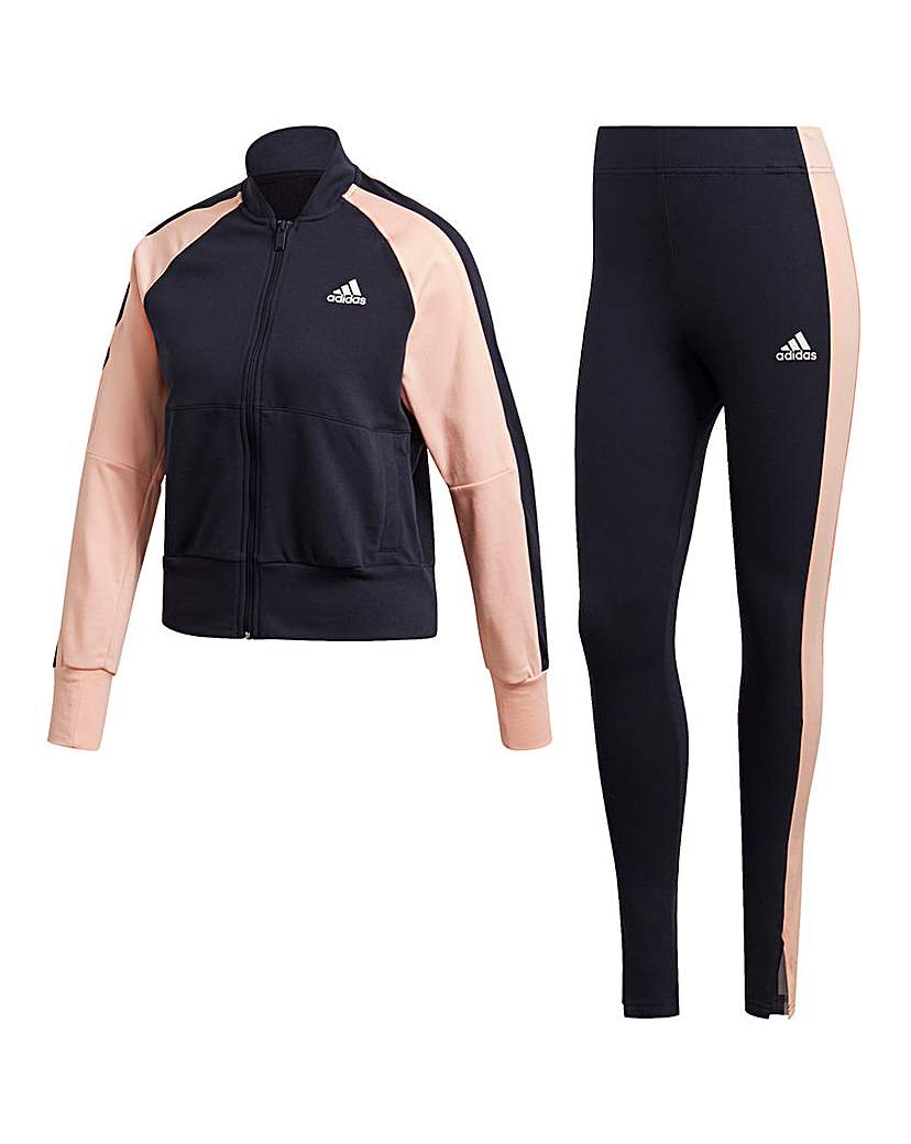 Adidas adidas Bomber And Tight Tracksuit