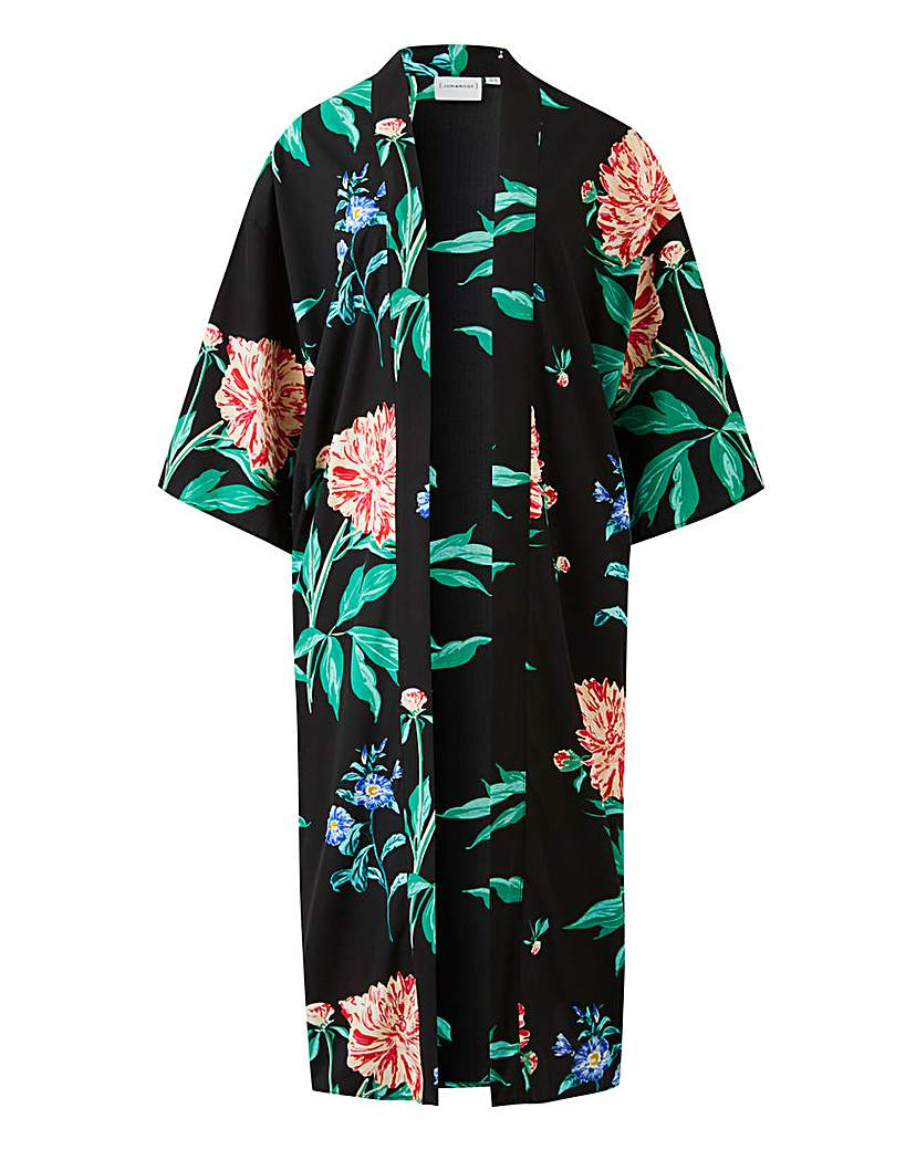 Junarose Floral Kimono