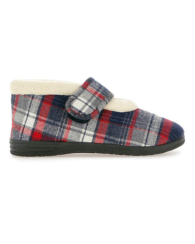 Cushion Walk Slipper Boots EEE Fit