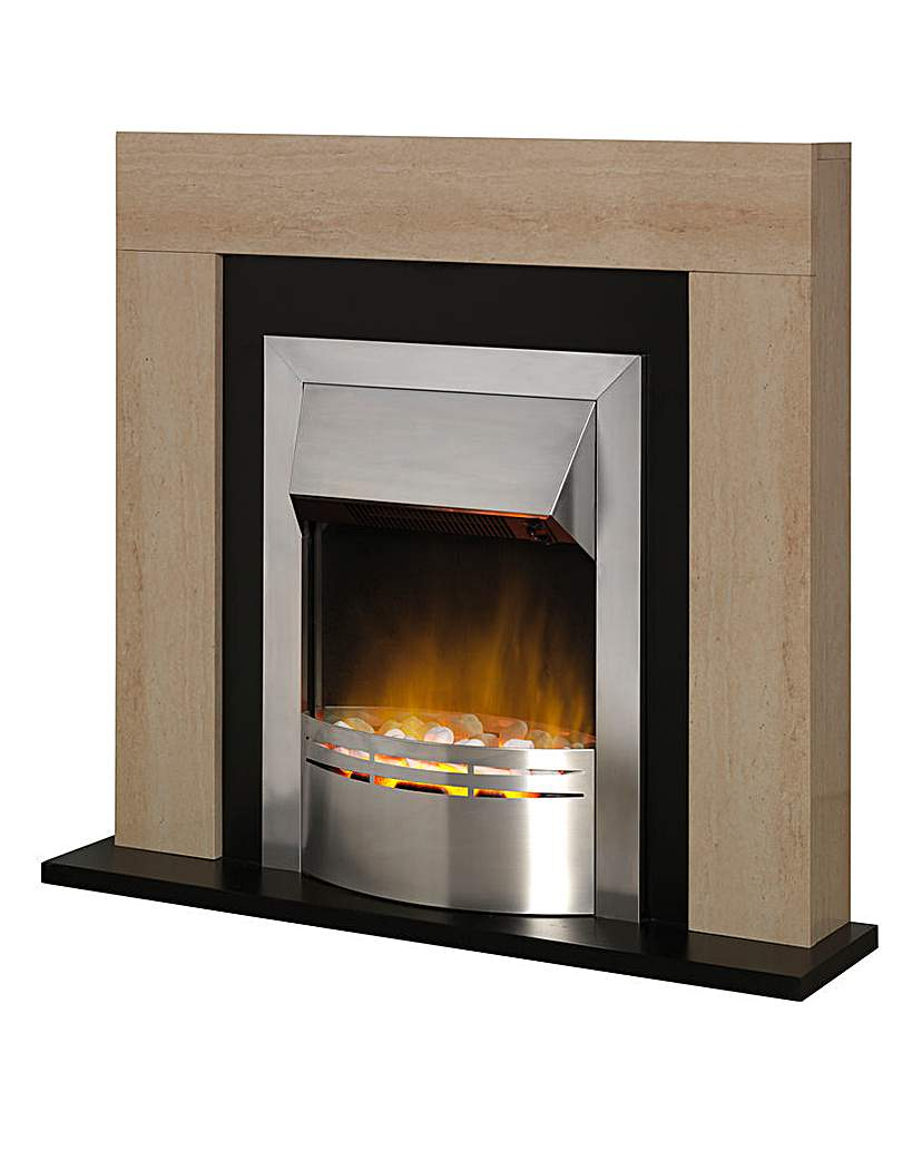 Image of Dimplex Marbello Electric Fire Suite