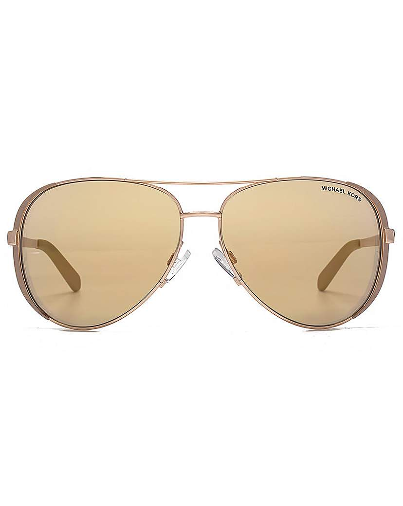Michael Kors Michael Kors Chelsea Aviator Sunglasses