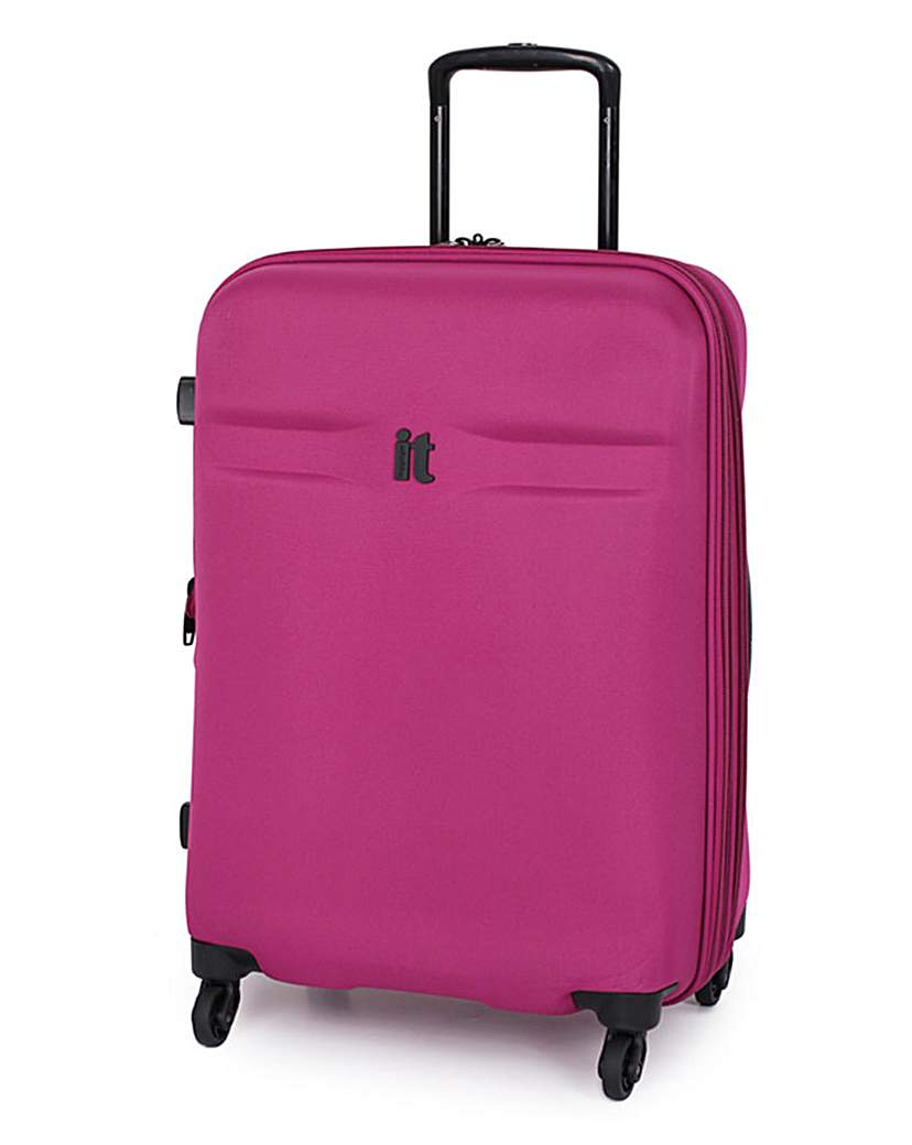 IT Luggage 59.5cm Medium Suitcase Rouge