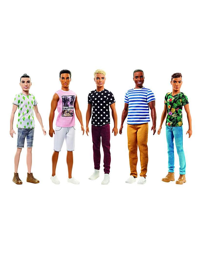 Barbie Fashionista Boy Doll Assorted