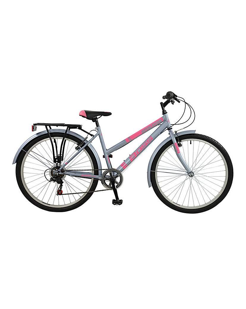 Boss Revolution Womens Hybrid 26in Bike