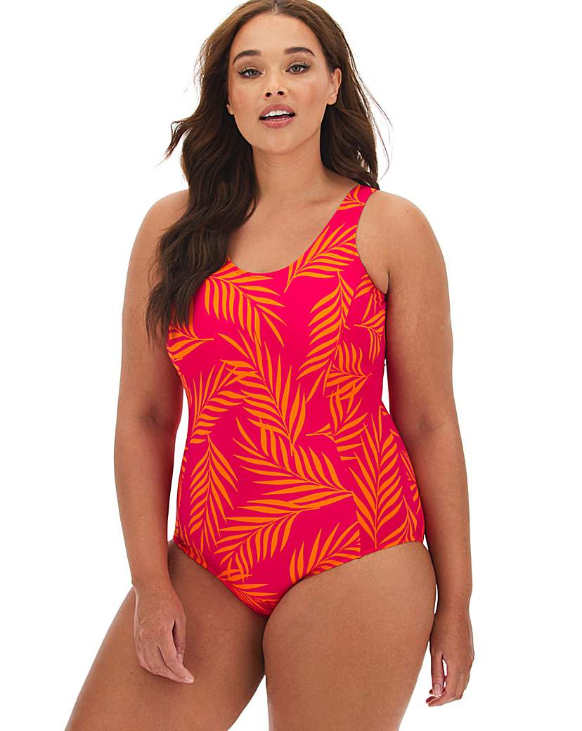 Simply Be Value Basic Swimsuit