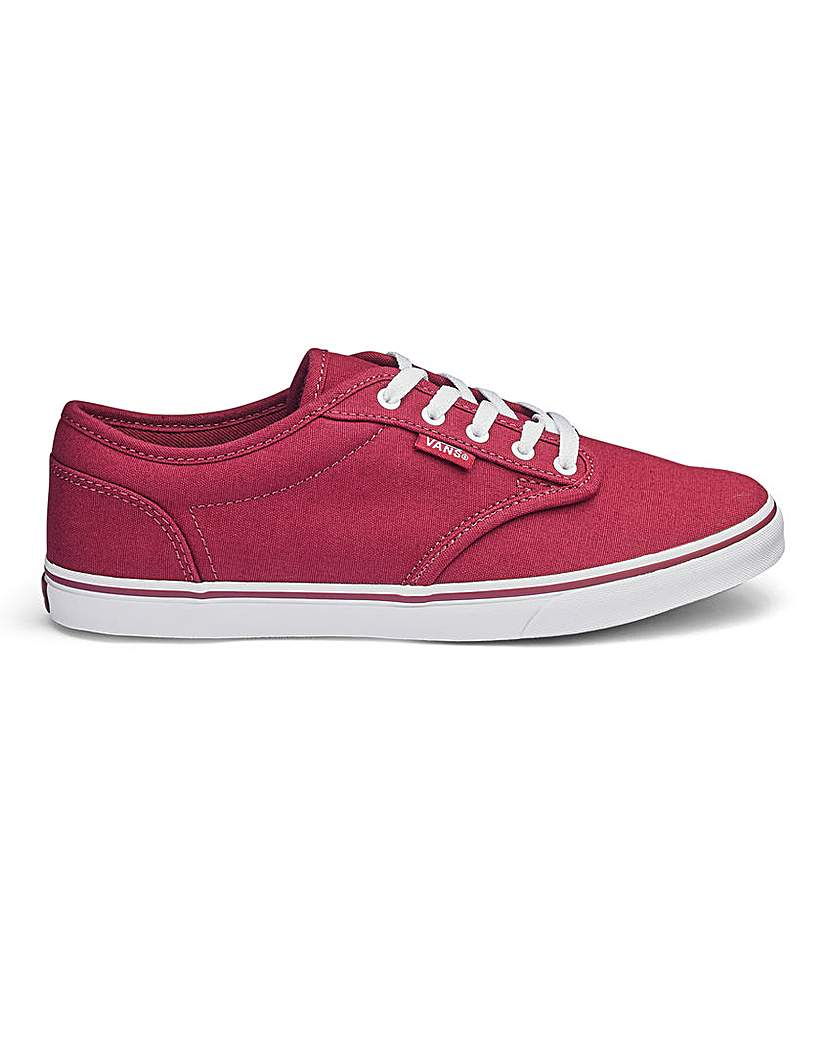 Vans Vans Atwood Low Lace Womens Trainers