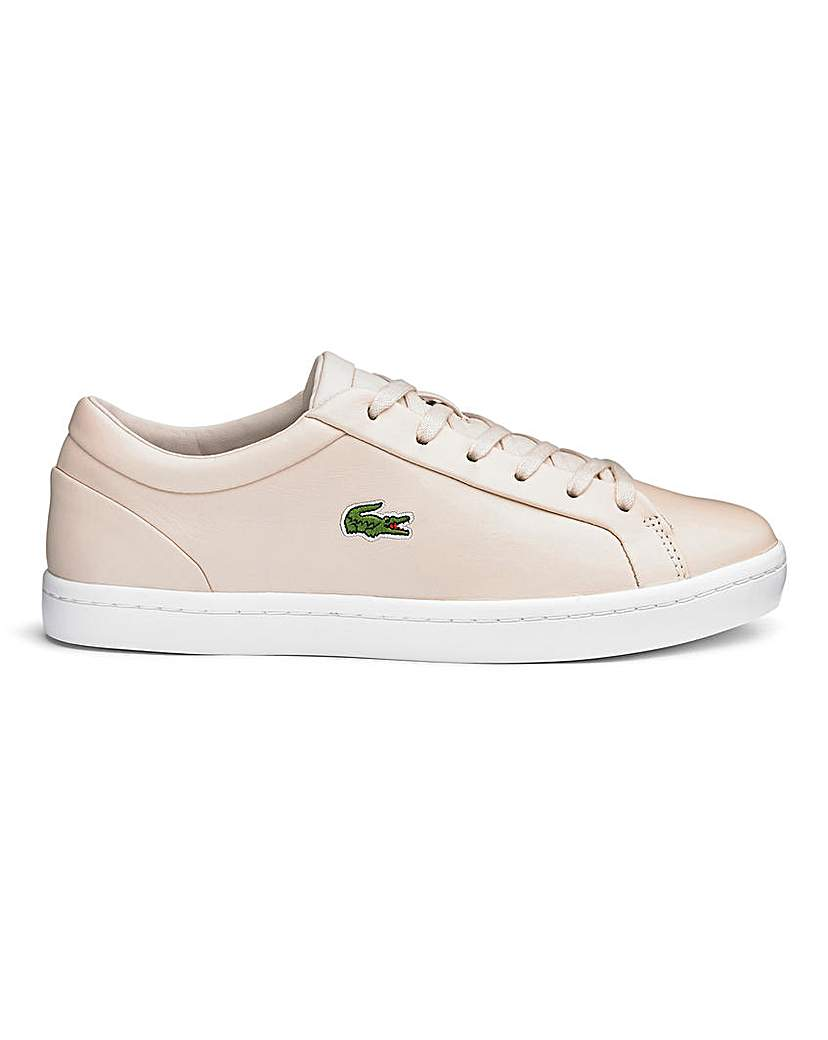 Lacoste Lacoste Straightset Womens Trainers
