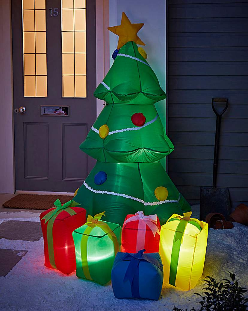 Compare prices for 1.5M Inflatable Outdoor Xmas Tree