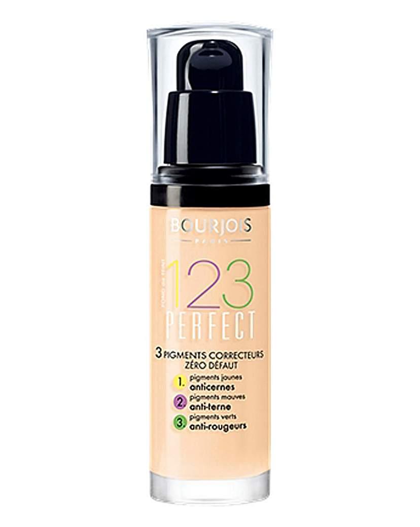 Bourjois 123 Foundation Light Vanilla
