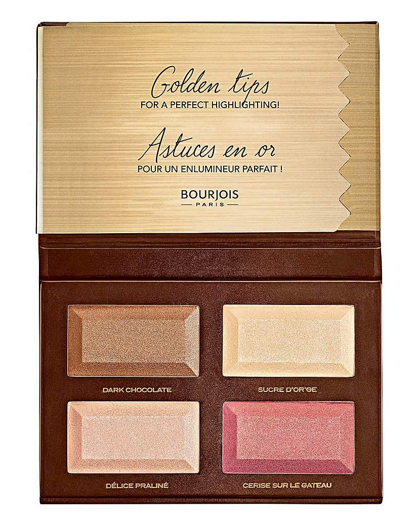 Bourjois Bourjois Bronzing & Highlighting Palette