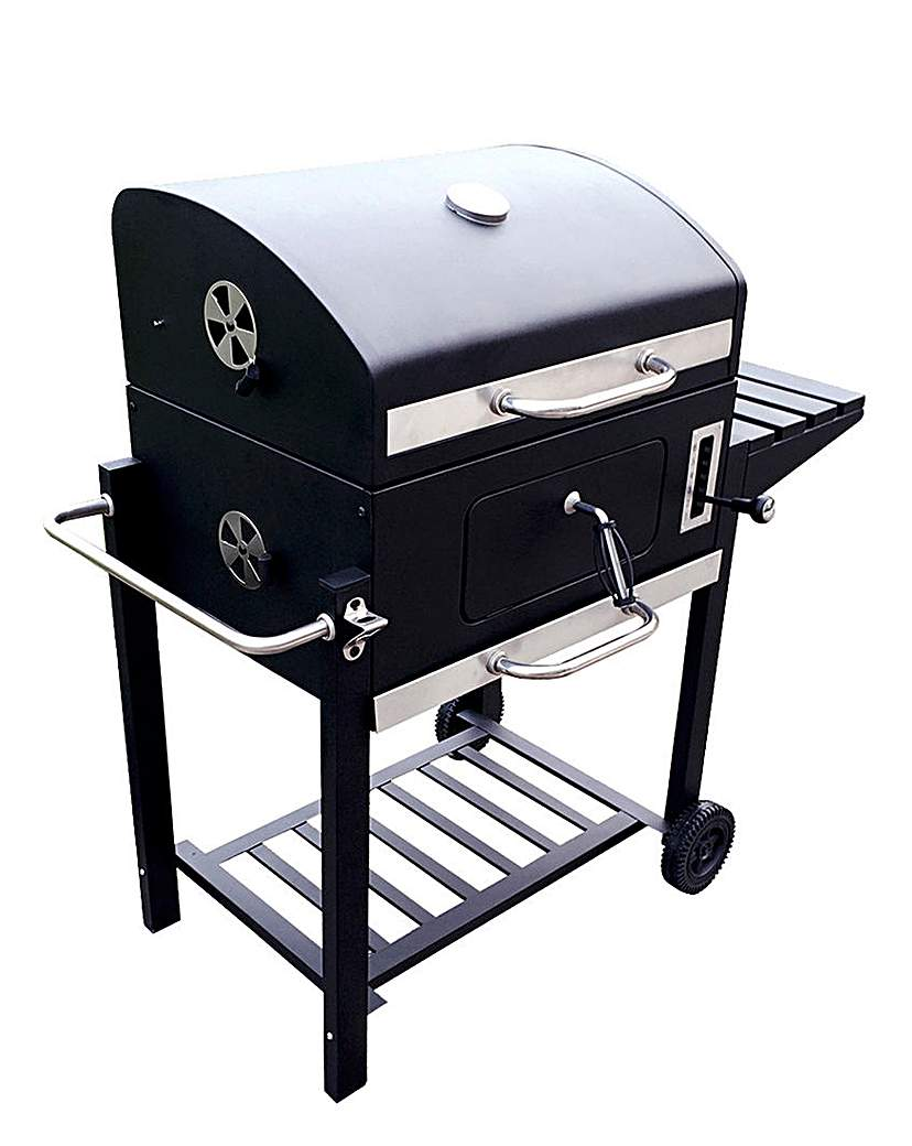 Image of American Grill Charcoal BBQ