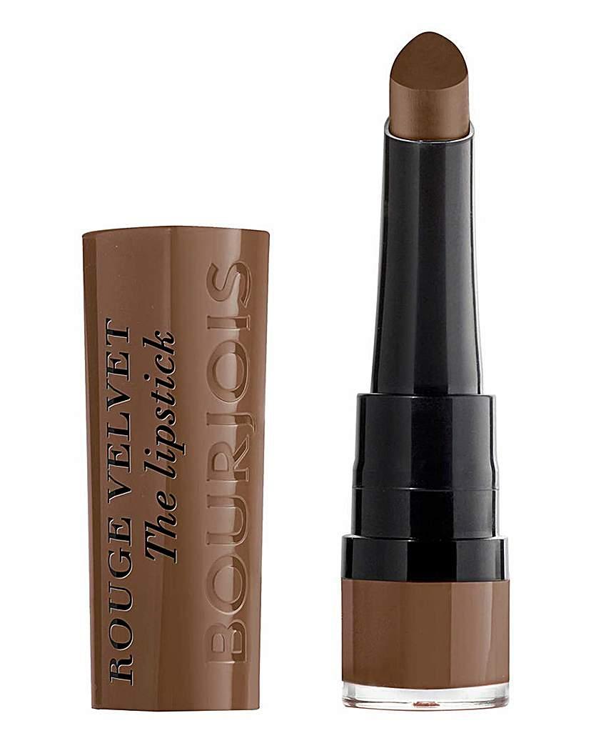Bourjois Bourjois Velvet Lipstick - Brownette