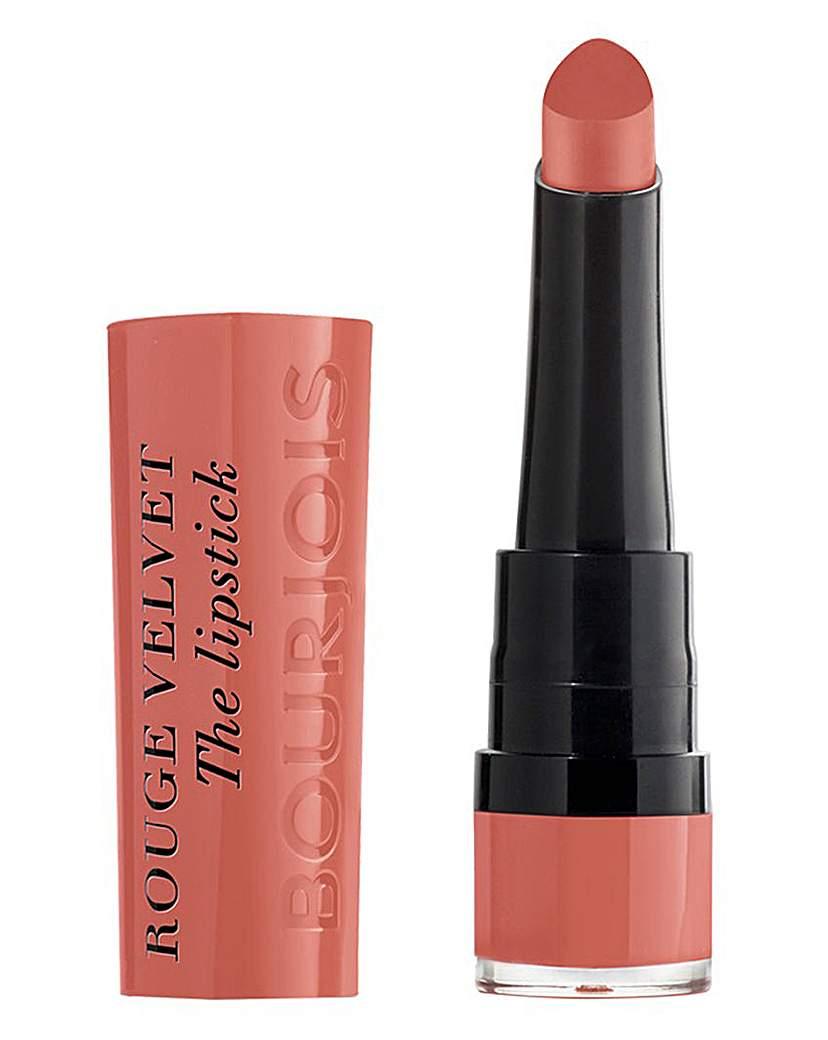 Bourjois Bourjois Velvet Lipstick - Peach Tartin