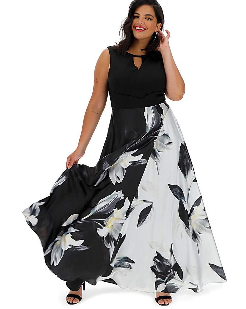 Coast Coast Fabien Maxi Dress
