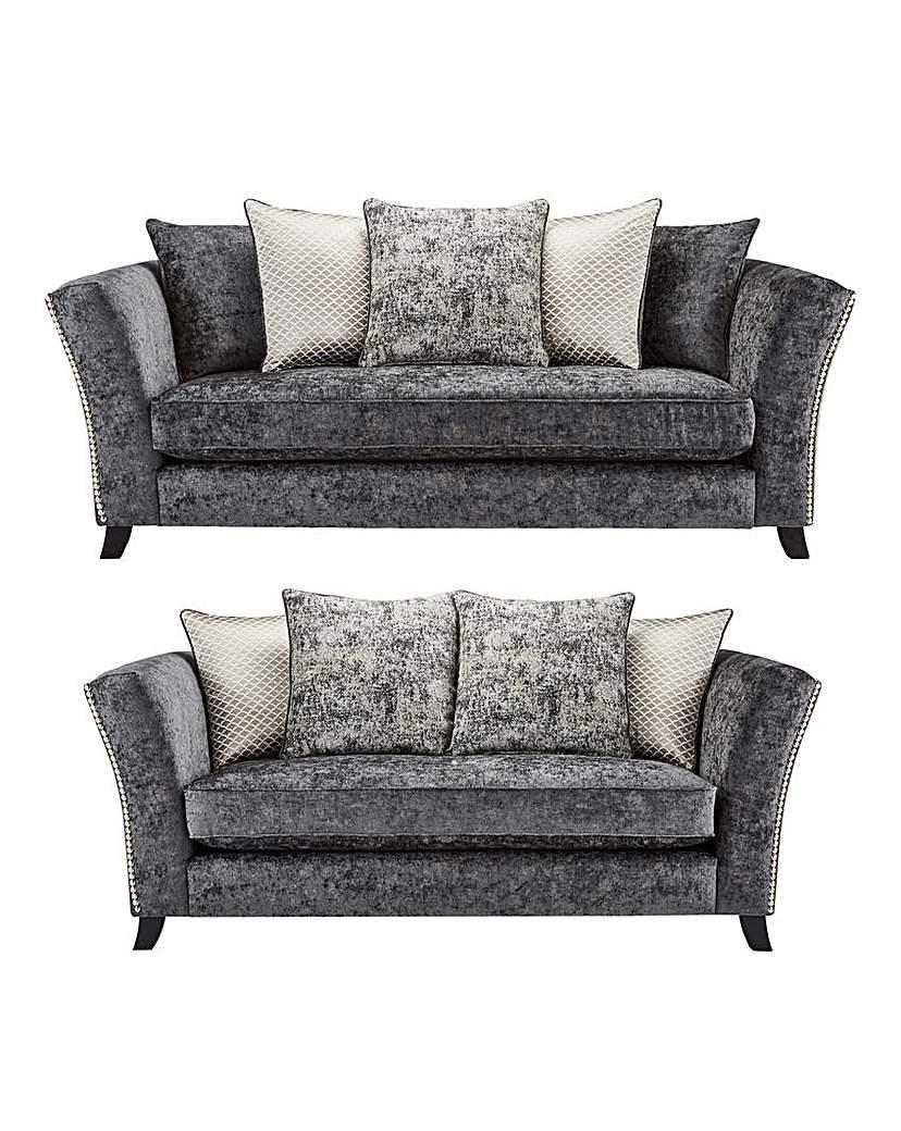 Image of Chelsea 3 plus 2 Seater Sofa