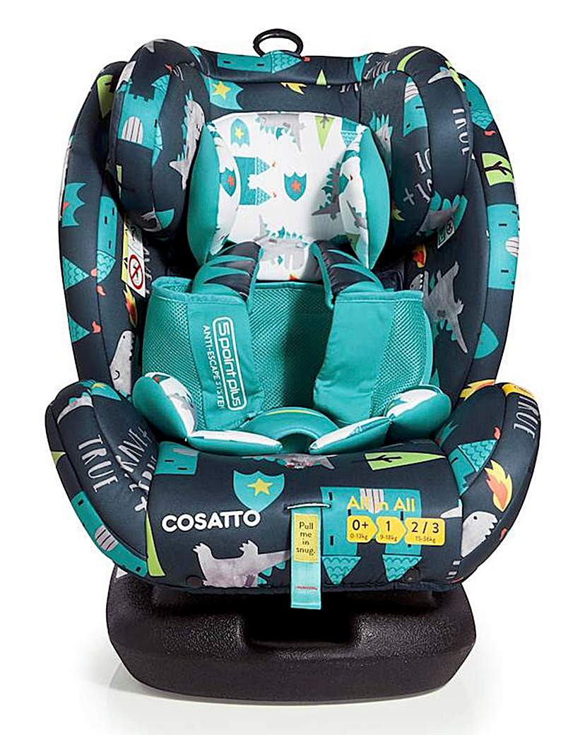 Image of Cosatto All in All Car Seat Dragon