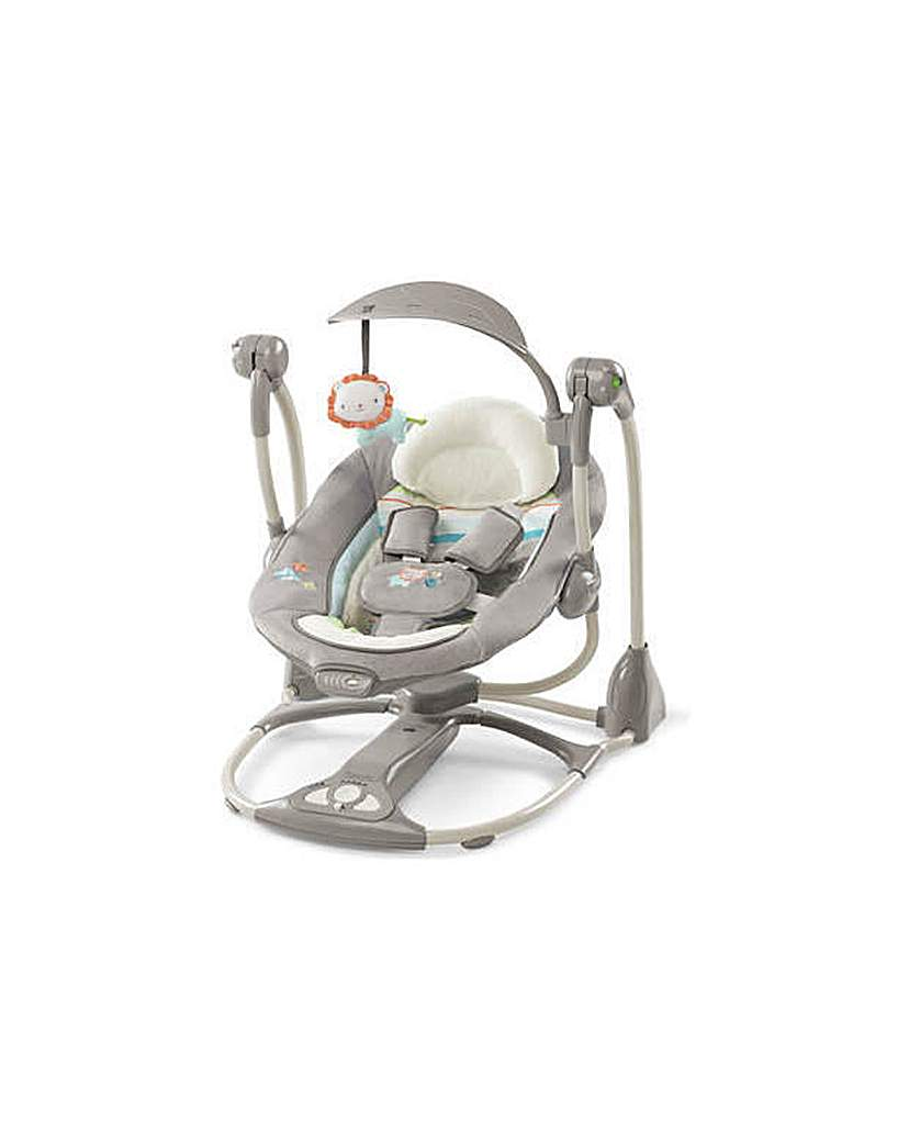Image of Ingenuity's Baby ConvertMe Swing-2-Seat.