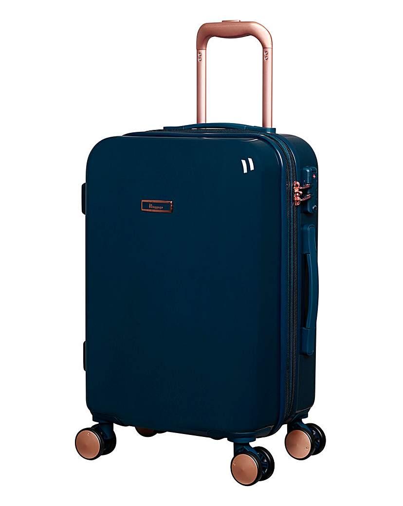 IT Luggage Metalik Sheen Cabin Suitcase