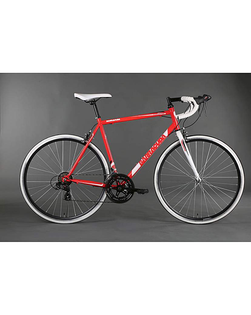 Barracuda Corvus 100 Steel Road Bike