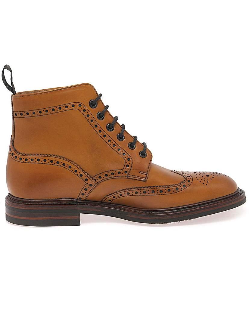 Loake Loake Burford Dainite Mens Lace Up Boots