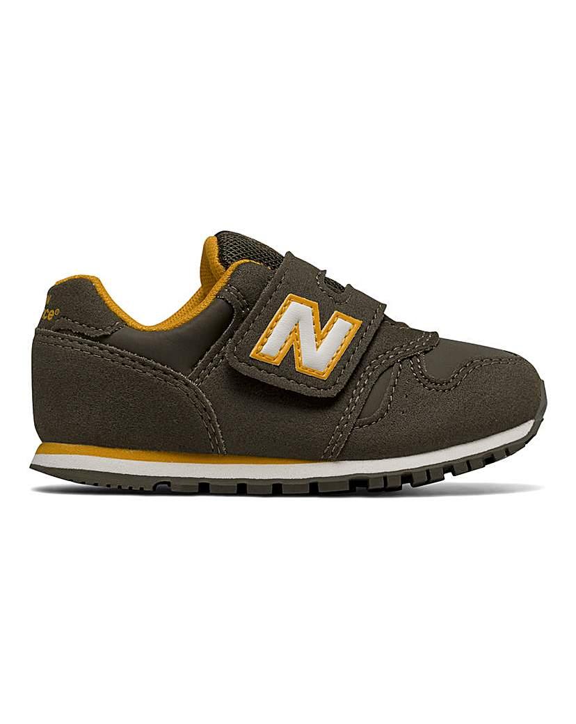 New Balance 373 Velcro Trainers