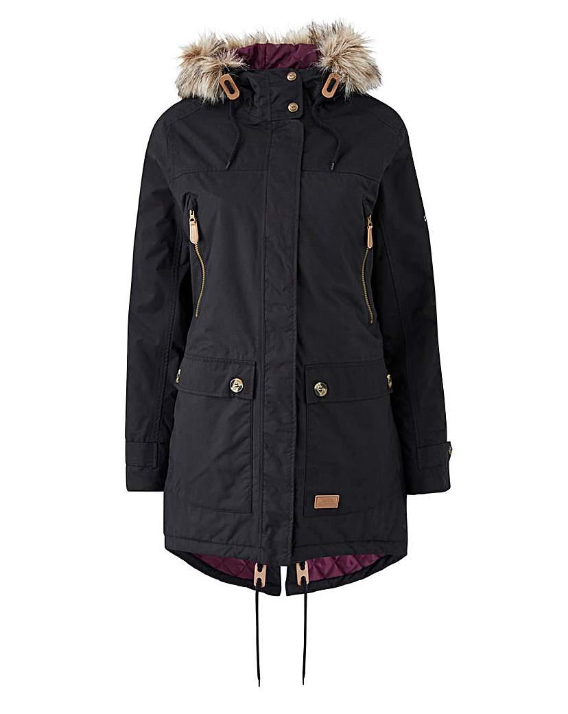 Trespass Clea Waterproof Rain Jacket