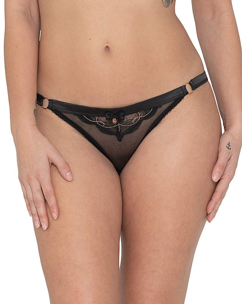Scantilly by Curvy Kate Scantilly Surrender Peep Hole Brief