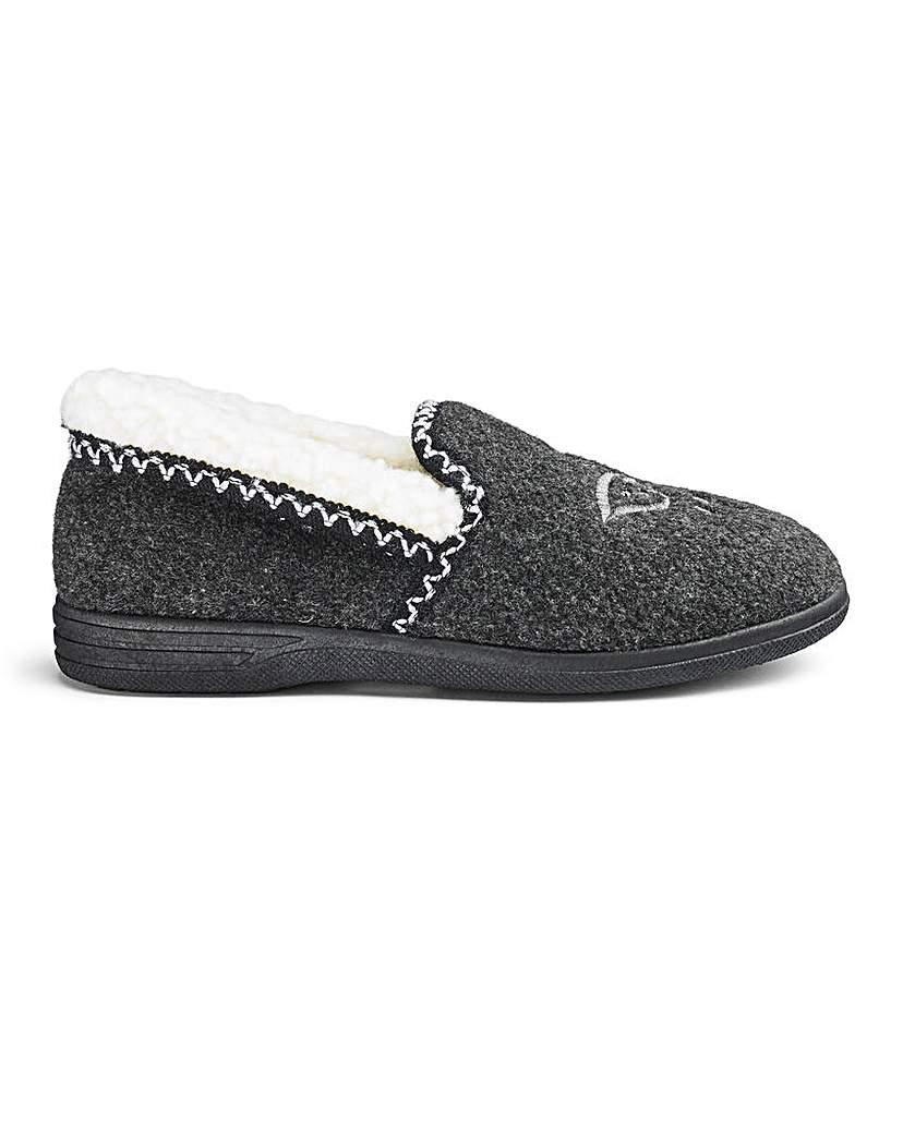 Cushion Walk Slippers E Fit