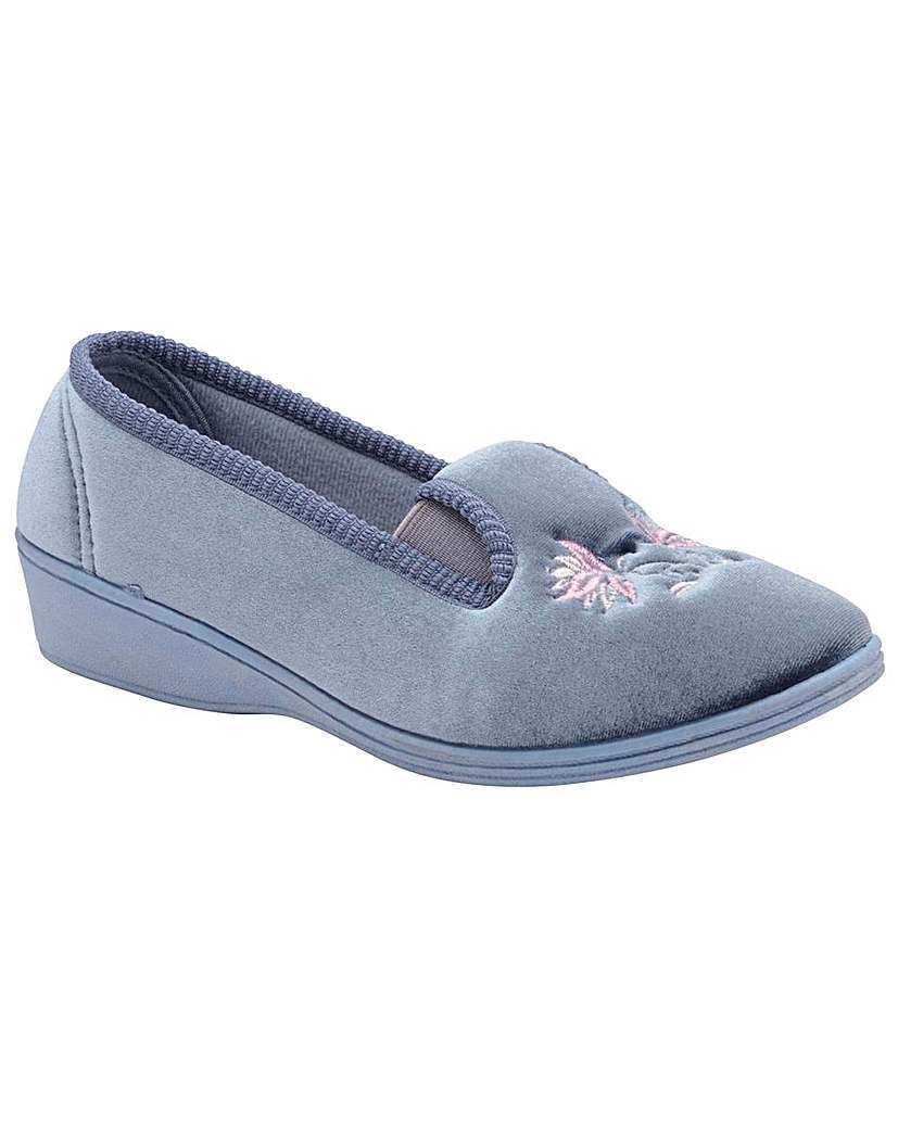 Dunlop Antoinette women's slippers