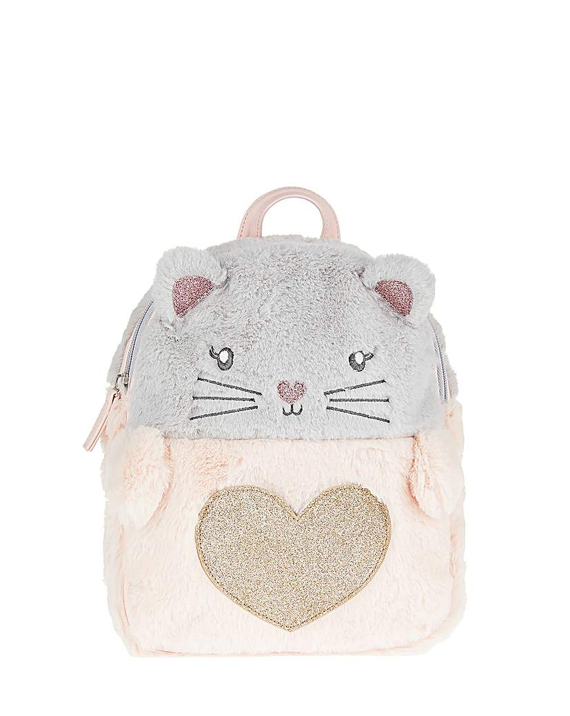 Accessorize Charlotte Cat Backpack