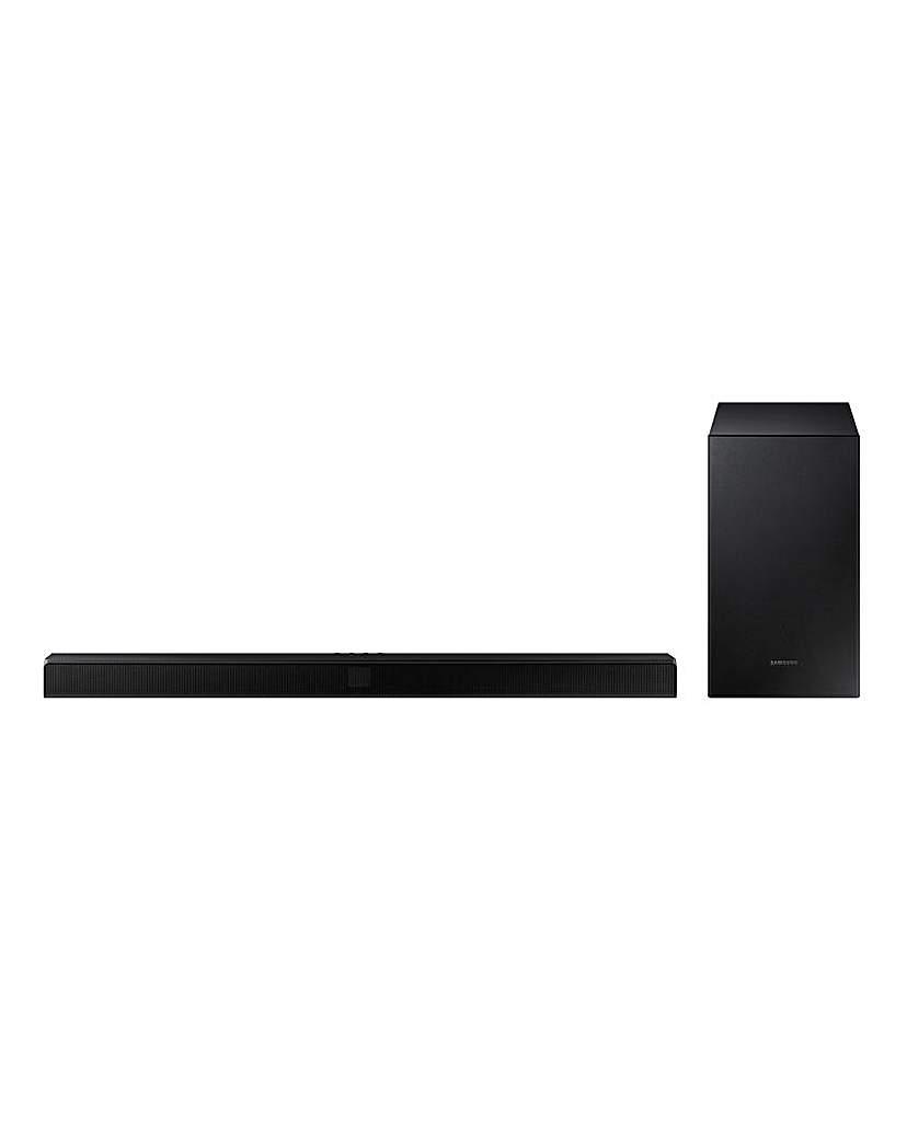 samsung hw-t550/xu 2.1ch soundbar