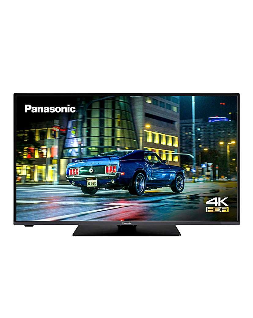 Televisions Panasonic TX-43HX580B 43 4K Smart TV