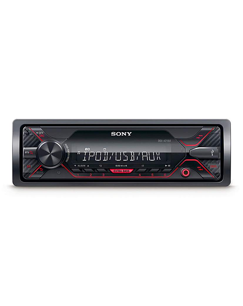 Sony DSX-A210UI Media Receiver with USB