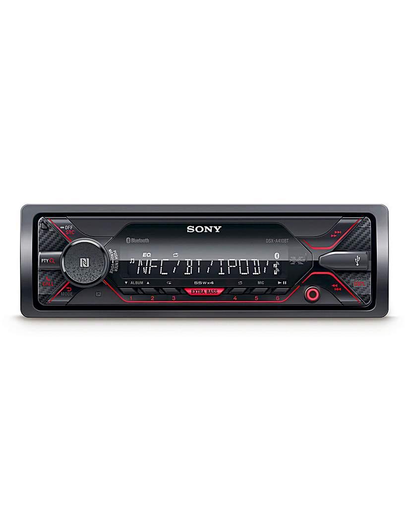 Sony DSXA410BT Car Stereo