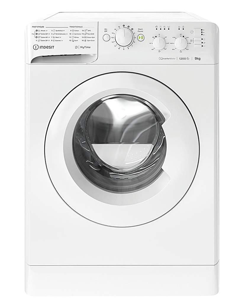 Indesit 9KG 1200 spin Washing Machine