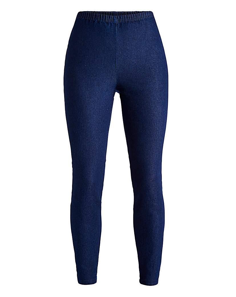 Slim Leg Pull-On Jeggings Regular