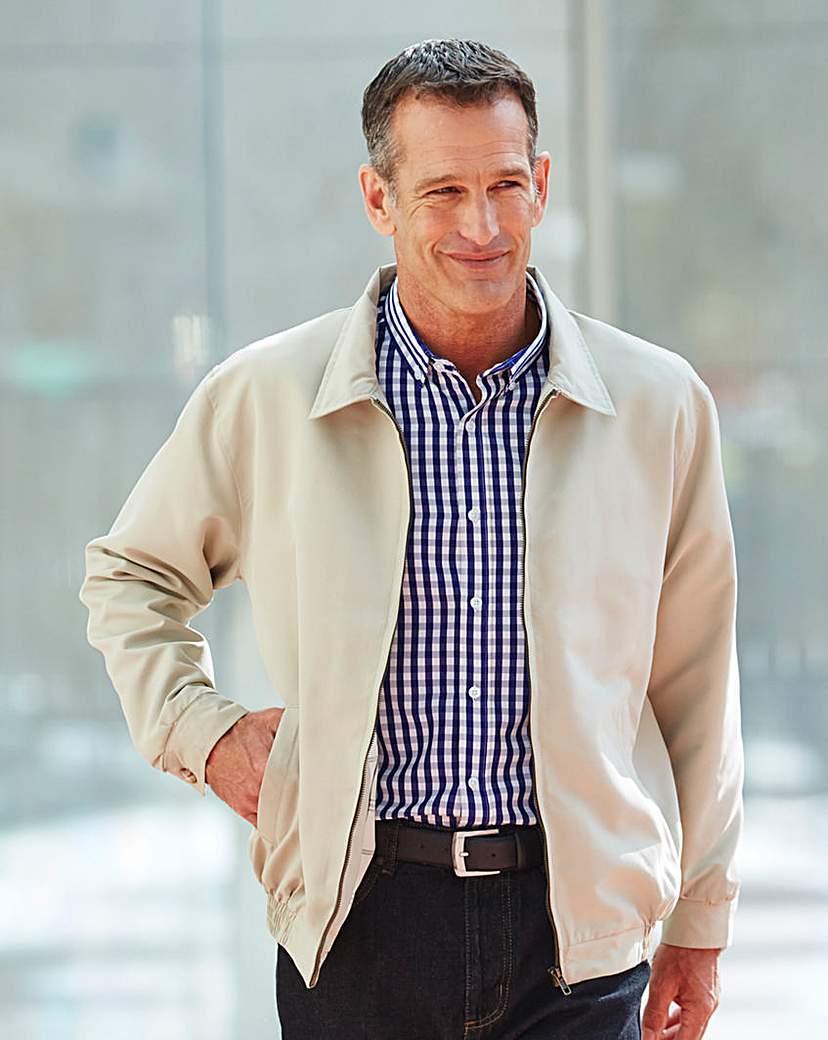 Men's Vintage Style Coats and Jackets Premier Man Golf Jacket £8.50 AT vintagedancer.com