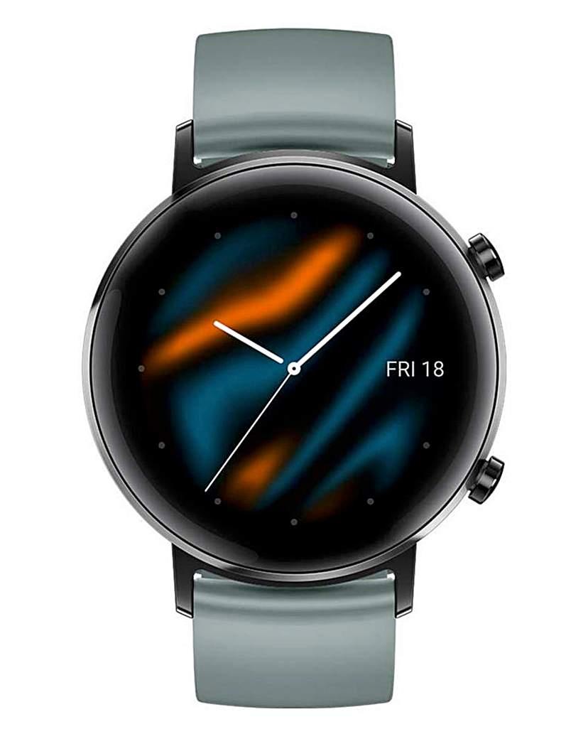 Huawei Watch GT 2 42mm - Lake Cyan