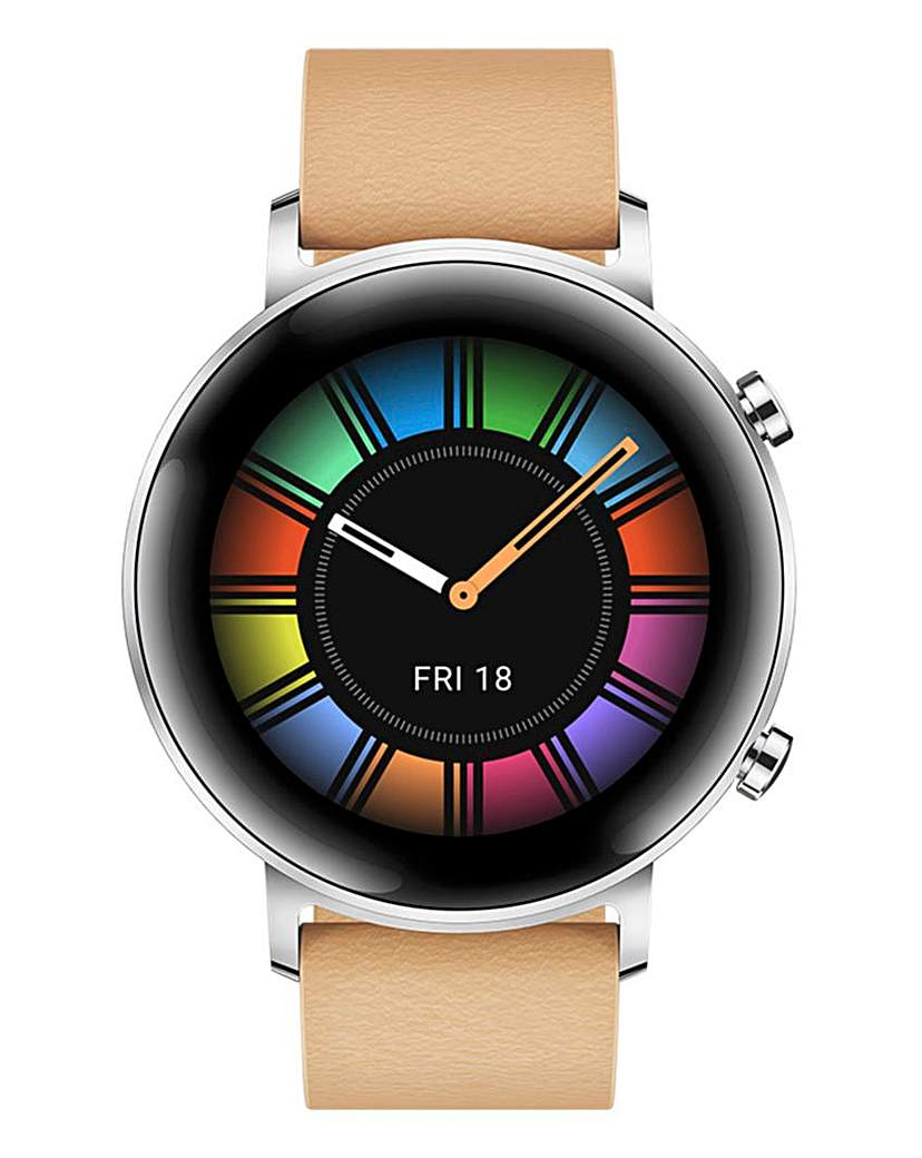 Huawei Watch GT 2 42mm - Gravel Beige