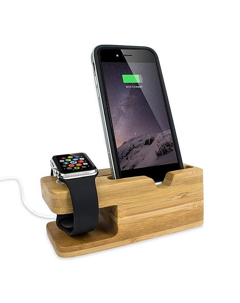 Olixar Apple Watch Charger & iPhone Dock cheapest retail price