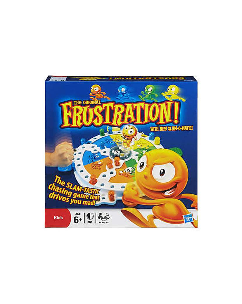 Image of Frustration Game from Hasbro Gaming.