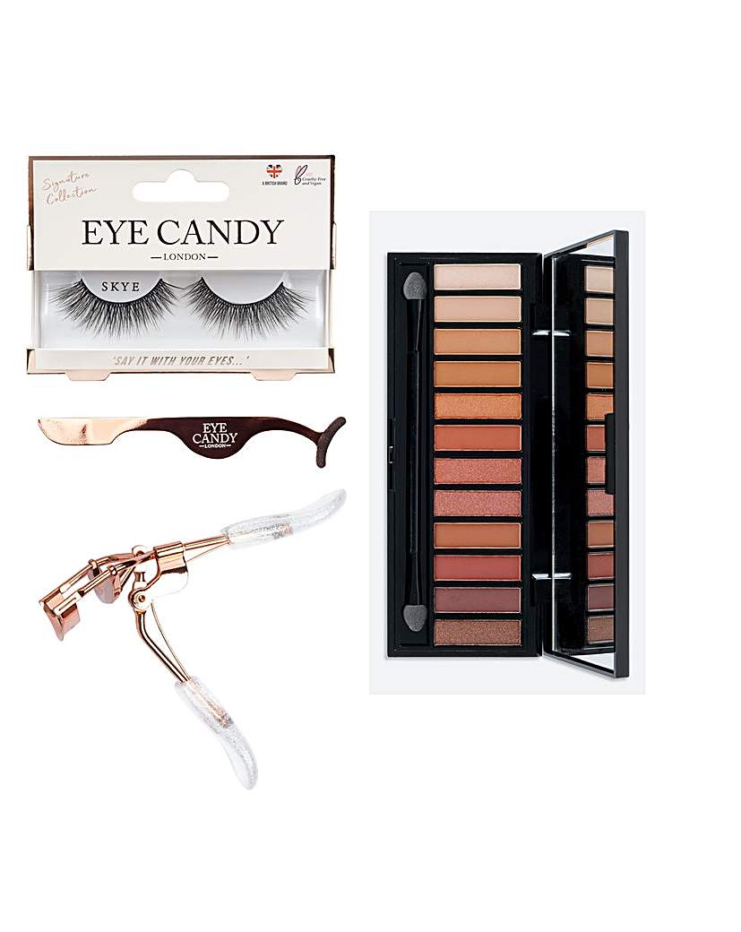 Invogue EyeCandy Say It With Your Eyes Gift Set