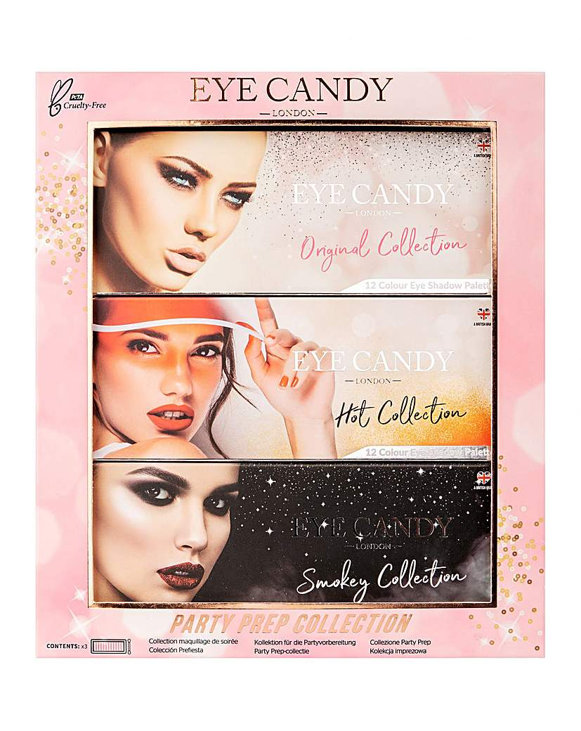 Invogue EyeCandy Party Prep Palette Collection