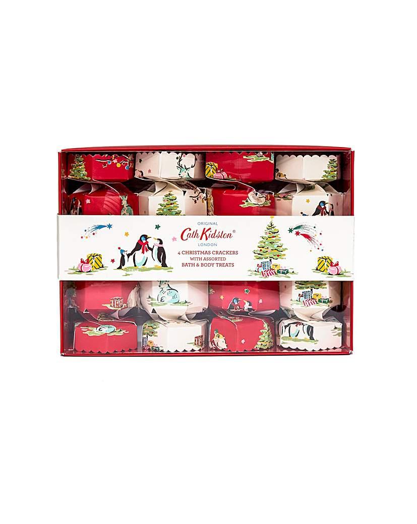 Cath Kidston Cath Kidston Four Crackers Gift Set