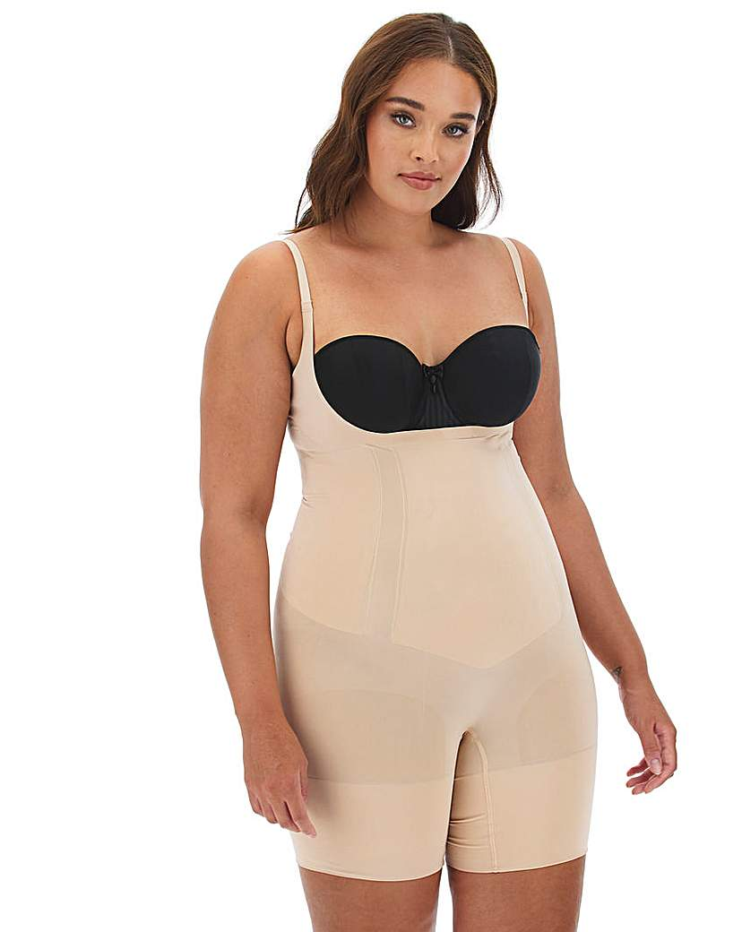 Spanx Spanx Oncore Open Bust Thigh Body
